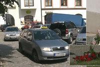 Pohřeb zavražděné taxikářky Máji (†53) ze Žďáru: Nikdy nikomu neublížila, plakali kolegové