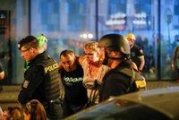 Teroristé v obchoďáku na Smíchově! Policie rozjela největší cvičení v historii