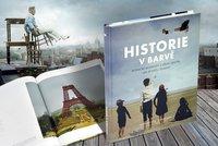 Recenze: Historie v barvě vyzývá k cestě do vzdálených okamžiků a velkých událostí