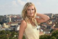 Tereza Maxová: V letadle netleskám, ale zato si povídám se sousedy