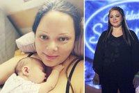 Muzikálová hvězda a finalistka SuperStar: Hrůza a strach při porodu! Miminko nemohlo dýchat