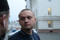 Opilý Rus na Silvestra zabil ženu, pak z Prahy utekl. Soud mu napařil devět let vězení