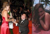 Žádná svatba! Otec snoubenky milionáře Miloše (62) se vyjádřil jasně