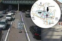 Řidiči, z toho zešílíte! Husovický tunel v Brně na léto zavřou: Denně jím projede 45 tisíc aut