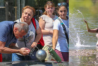 Česko čeká tropické peklo: S vodou to klidně přežeňte, ledviny si poradí, radí lékař