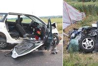 Terezce (5) zemřeli při autonehodě prarodiče (†51 a †48): Zraněná dívka ale přežije!