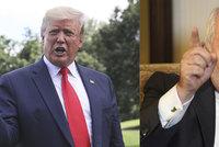 """Trump po """"zpátečce"""" znovu hrozí Íránu. Chystá další sankce, nevyloučil vojenský úder"""
