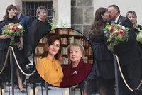 Kate Zemanová a první dáma vyrazily do společnosti: Objevily se na večírku Louis Vuitton