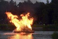 Tragédie na bujarých oslavách slunovratu: Pět lidí se utopilo ve Finsku