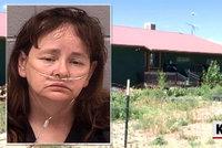 Matka 15 dětí nutila potomky koukat, jak vaří štěňátka zaživa. Dceru (14) zbila, až potratila
