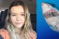 """Studentku (†21) při šnorchlování """"v ráji"""" roztrhali tři žraloci: Před zraky rodičů!"""