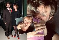 Lenka Zahradnická se zasnoubila! Sňatek jí povolila malá dcera
