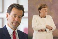 Merkelová se třásla dvě minuty. Roli hraje psychika a stres, míní neurolog Stránský