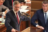 """""""Tykal si s kmotry!"""" Babišova """"psí bouda"""" naštvala Fialu, ANO prý ztratilo část voličů"""