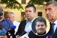 Ano předčasným volbám: Babišův poslanec vyzval k potopení vlády a ukázal svaly