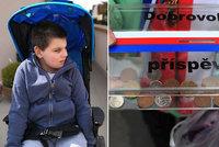 Ondra (8) utrpěl vážný zánět mozku: Skončil vážně postižený, rodina prosí o pomoc
