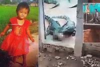 Dívku (†2) roztrhali krokodýli, zoufalý otec zachránil z ostatků jenom lebku