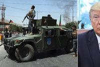 """""""Je to Harvard teroristů."""" Trump chce v Afghánistánu nechat rozvědku"""