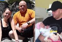 Záchranář Honza zemřel při nehodě: Kolegové prosí o pomoc pro jeho rodinu včetně třítýdenní dcerky