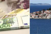 """Dovolenkový ráj Čechů čeká na euro. Chorvati požádají o vstup do """"čekárny"""""""