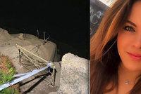 Hrůzná nehoda v dovolenkovém ráji: Sandru (†24) rozmáčkl balvan na pláži!