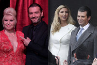 Expartner Ivany Trumpové: Té rodině jde jen o prachy! Jsou nechutní!