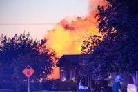 Kalifornii zpustošilo silné zemětřesení, během dvou dnů druhé. Záchranáři sčítají zraněné