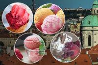 Třicítky se vrací! Kde se v Praze osvěžit nejlepší zmrzlinou? Pět NEJ