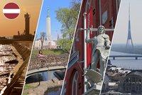 Riga, magické hlavní město Lotyšska zastavené v čase