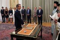 Tsipras doúřadoval. Nový premiér slíbil Řekům nižší daně a vyšší platy