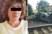 Auto s Darinou (†30) a Alžbětou (†48) smetl vlak: Mladý manžel vylíčil muka