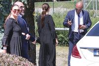 Bočanová má nového chlapa! Prasklo to na svatbě Langmajera a Gondíkové