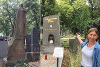 Oldřiška zachraňuje hroby významných lidí, o které se nikdo nestará: Nabízí je k adopci