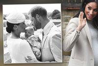 Další princátko je na cestě: Meghan s princem Harrym čekají miminko
