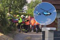 Střelba v Kostelci nad Labem: Policie zadržela podezřelého