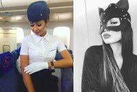 Sexy letušku (†23) našli uškrcenou v hotelu: Milenec ji zabil kvůli žárlivosti