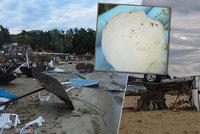Smrt na pláži, ničivé bouře a obří kroupy. Co na Čechy ve Středomoří ještě čeká?