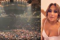 Koncert Jenifer Lopezové evakuovali po 20 minutách. New York ochromil výpadek proudu