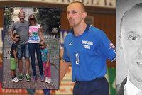 Reprezentační volejbalista Marián podlehl těžké nemoci: Zůstaly po něm manželka a dvě děti
