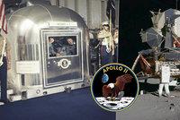 11 zajímavostí o Apollu 11, které jste možná nevěděli: Svět si připomíná 50 let od přistání na Měsíci