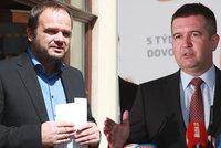 Šmarda nebude ministrem kultury, nominace se vzdal. Hamáček: Mrzí mě to