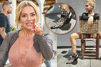 Daro, co ty nohy?! Módní ikona Rolins schytala krutý výsměch