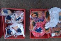 Na dětský tábor mířilo čtvrt tuny zkaženého masa. Provozovateli hrozí milionový flastr