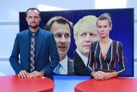 Vysíláme z Blesku: Johnson nebo Hunt. Kdo nahradí premiérku Mayovou?