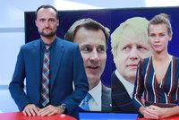 Vysílali jsme z Blesku: Johnson nebo Hunt. Kdo nahradí premiérku Mayovou?