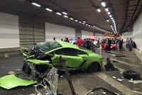 Rakouský ilegální závod s českou stopou: Jeden z účastníků zranil nevinnou řidičku!