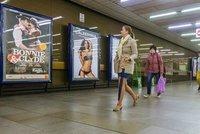 Manipulace kvůli pronájmu reklamy v metru: Firma i exmístostarosta jsou vinni, rozhodl soud. Dostali pokuty