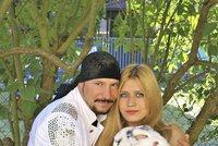 Bohuš Matuš (46) se dočkal a stane se tátou! Lucinka (17) čeká miminko