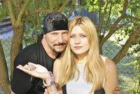 Bohuš Matuš (46) přiznal problémy s těhotnou Lucinkou (17): Její otec řekl, že mě zabije!