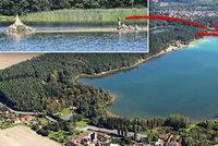Tropy vysávají vodu z přírody: V Boleveckém rybníku jí chybí metr! Nejhorší situace za 50 let